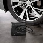 AmazonBasics Portable Digital Best Tyre Inflator in India 2020 with Carrying Case
