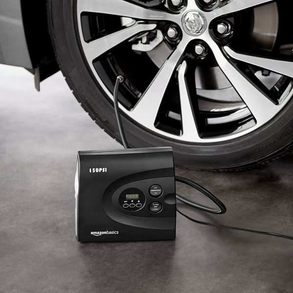 AmazonBasics Digital Best Tyre Inflator in India
