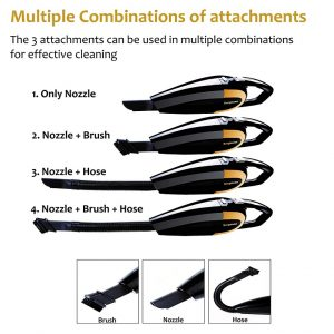 Bergmann Best Car Vacuum Cleaner in India