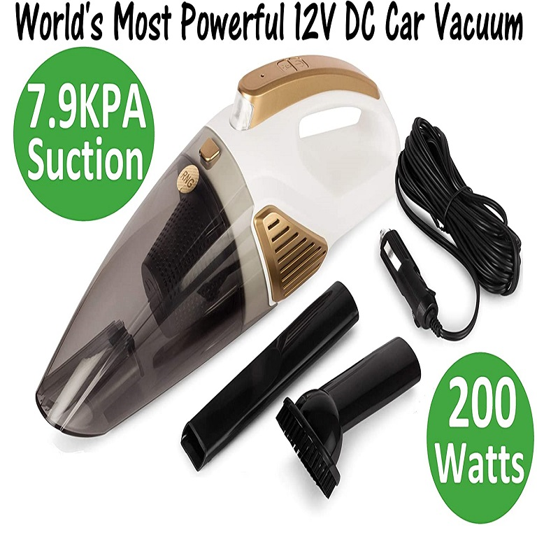 RNG EKO GREEN Top Rated Best Portable Vacuum Cleaner in India For Car Interior