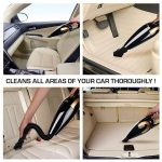 Bergmann Stunner Best Car Vacuum Cleaner In India 2020 With Stainless Steel HEPA Filter