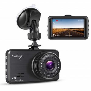 DDPAI Best Car Dash Cam In India 2020 With 140 Degree Wide Angle Lens